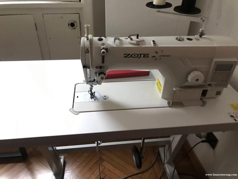 全新缝纫机
