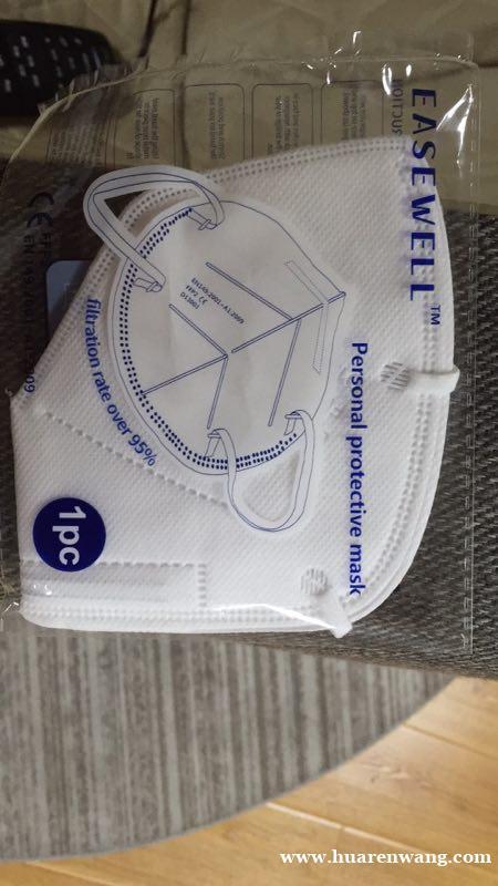 国内工厂医用KN95口罩大量现货供应